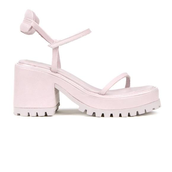 5d4deb490e1a4 Marques Almeida Shoes | X Eureka Bumper Platform Sandals | Poshmark